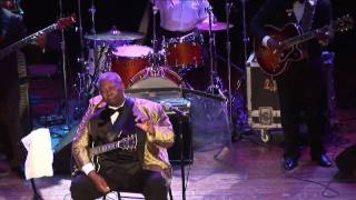 """BB King """"I Need You So"""" live at Guitar Center's King of the Blues"""