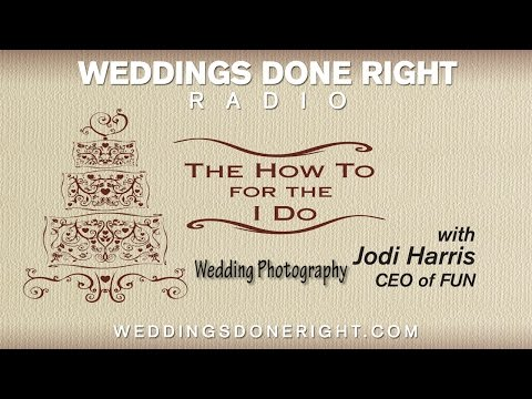 Weddings Done Right Radio Podcast | Wedding Photography Experts Interviewed