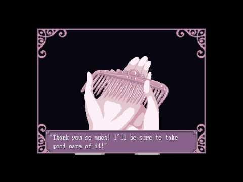 Walkthrough: Lavender (Puzzle RPG Game) END + SECRET END