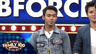 Bagian tubuh mana yang biasa dijadikan lirik lagu? - PART 3 - Family 100 Indonesia