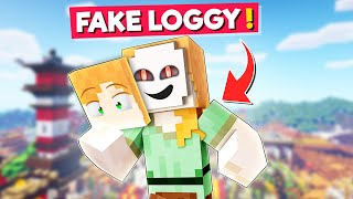 DUBAI CITY MEIN AYA FAKE LOGGY | MINECRAFT