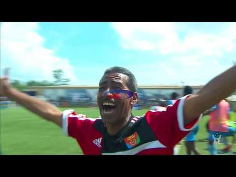 GOALS   KENYA 1-4 ERITREA (SEMI FINAL 1 CECAFA SENIOR CHALLENGE 17/12/2019)