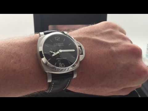 Panerai Luminor PAM 392 42mm Watch Review
