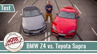 Toyota GR Supra vs BMW Z4 M40i TEST: meranie výkonu, váženie, šprint a iné