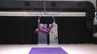 Яна Бреславская - Catwalk Dance Fest IX[pole dance, aerial]  30.04.18.