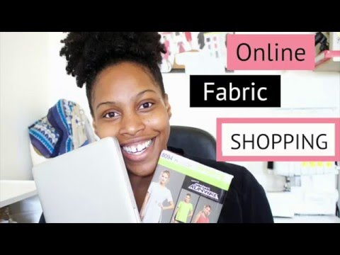 How To Shop For Fabric Online