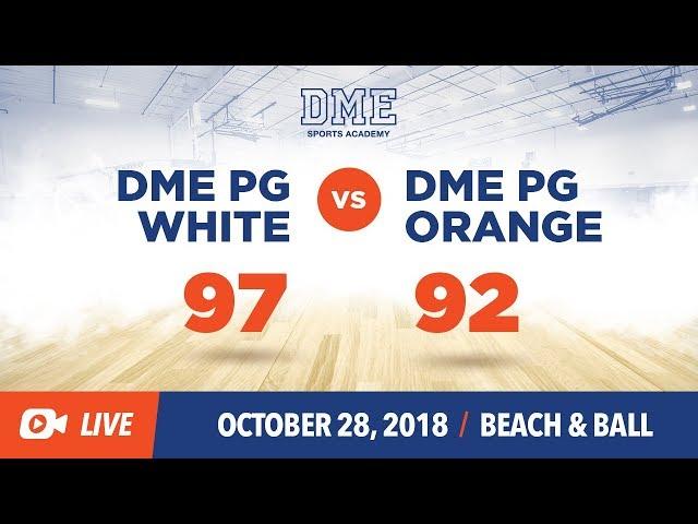 DME White vs. DME Orange