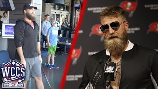Ryan Fitzpatrick Brings MAGIC to the Wrangler Celebrity Charity Shootout