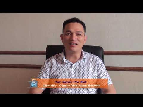 Giới thiệu công ty sản xuất tấm nhựa PVC Bình Minh Japan