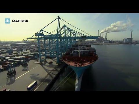 Maersk Line - Europa full HD