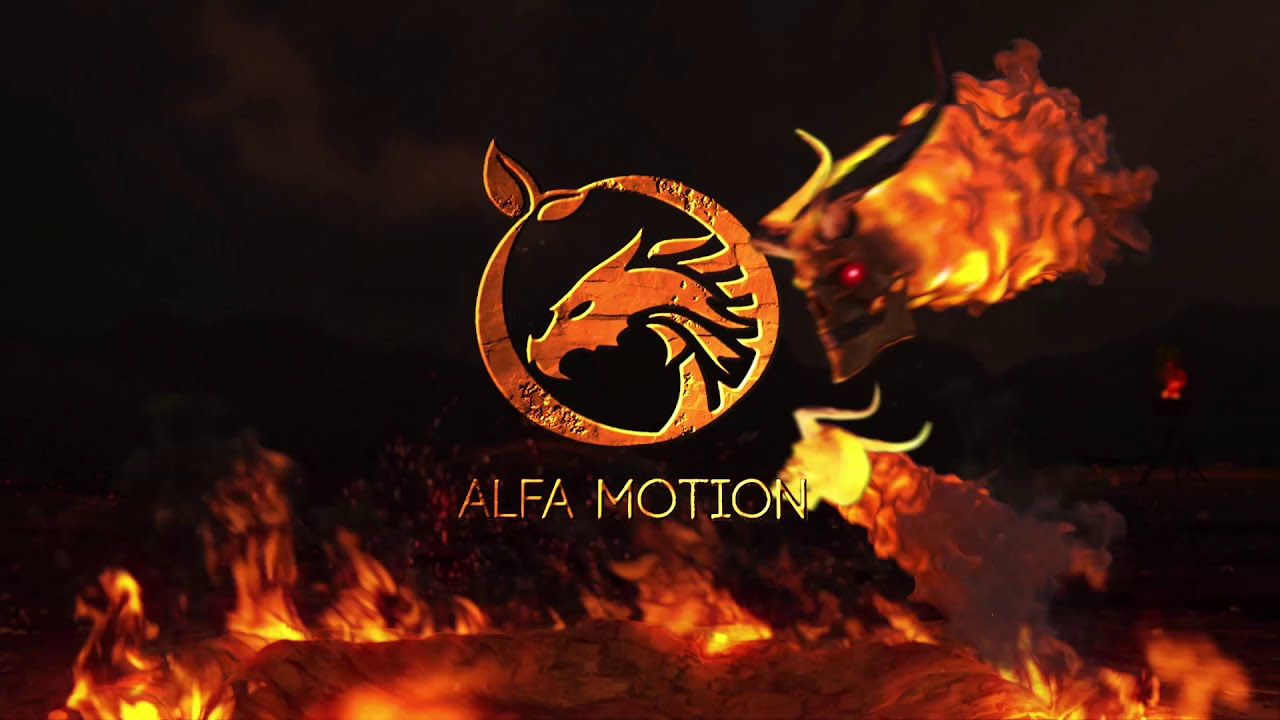 Hell on fire Alfa Motion
