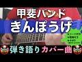 【コード付き】きんぽうげ / 甲斐バンド(カバー曲)弾き語り ギター