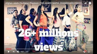 afghan jalebi ya baba phantom the dance mafia chandigarh9501915706