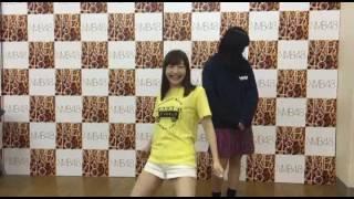 NMB48 teamM武井沙良.