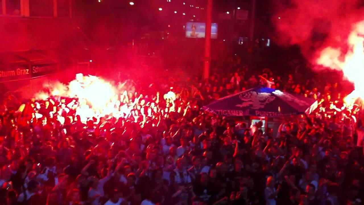Sturm Graz Meister 2010/2011