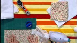 Rincón de Arte  --  Apliques en sábana...