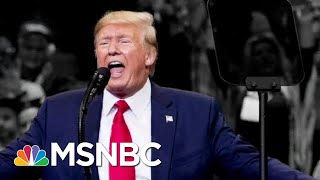 Trump Lawyers Argue He Can't Be Charged While President... Even For Murder | The 11th Hour | MSNBC