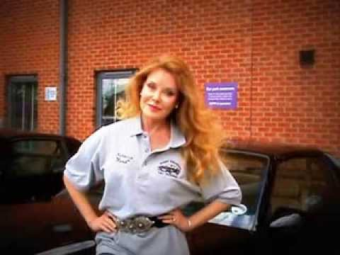 Rebecca Holden Video Message for  at Knight Rider Archives
