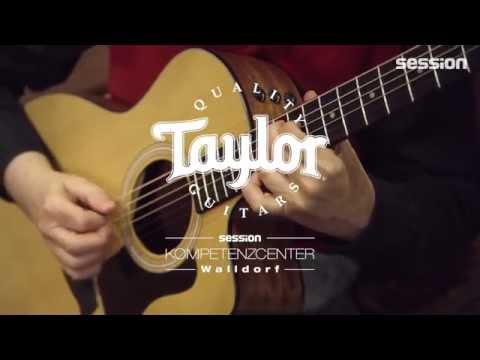 Taylor 114CE Westerngitarren-Review von session