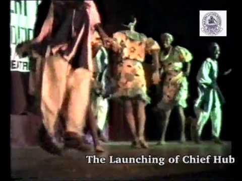 Hausa Dance By National Troupe Of Nigeria