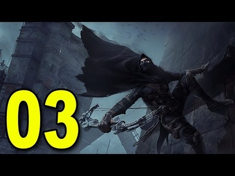 Thief - Part 3 - Jewelry Store (Let's Play / Walkthrough / Playthrough)