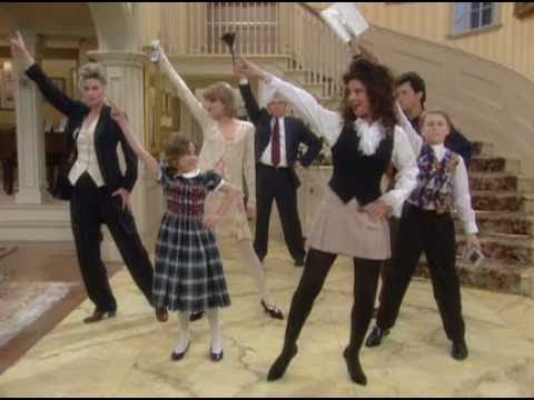 The Nanny: Cast Dance 1