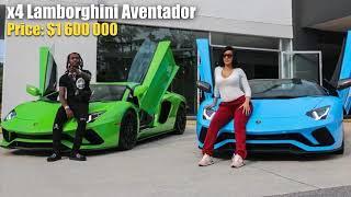 Migos   50000000 $ LIFESTYLE 2018