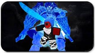 Madaras Full God Susanoo Kekkei Genkai Gameplay - Roblox Shinobi Vie
