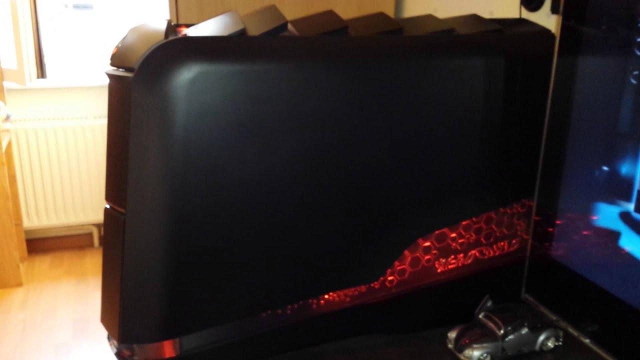 Desk Tour  Alienware Aurora R4 ALX Active Venting System