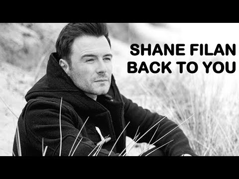 Shane Filan, Back to You Lyric Video