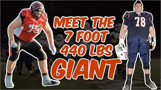 Meet The MOST MASSIVE High School Player of All Time