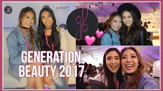 Gen Beauty 2017! | Event + What's in the Swag Bag!