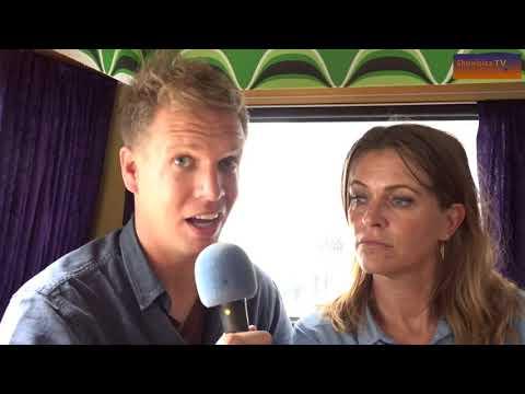 Karen Damen en James Cooke stellen Camping Karen & James voor