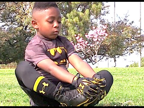 7 Year Old Football Phenom : Champ Brown - UTR Youth Baller
