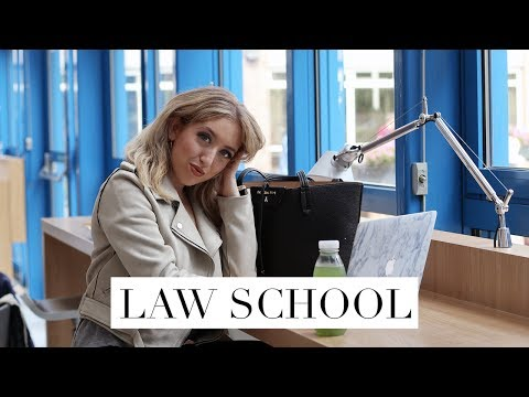 WHERE I STUDY | My University/Law School Tour