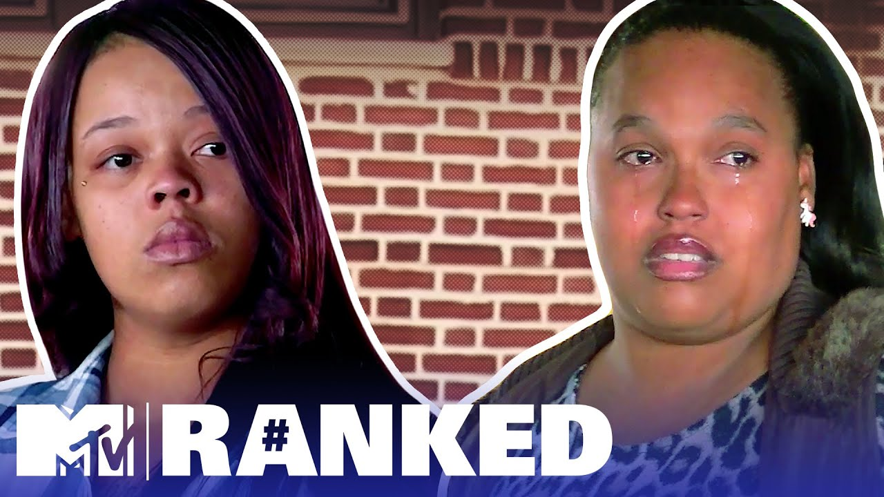 4 Catfish Exposed By Their Family 😱 Ranked: Catfish: The TV Show