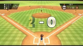 Wii Sport - Tennis - Baseball - Dolphin Emulator Gameplay PC - Wiimote