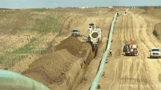 Нефтепроводу  Кистоун XL  дали  зеленый свет