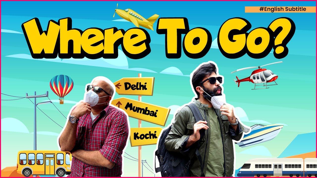 Where to go? | GP | Aravind (English Subtitles)