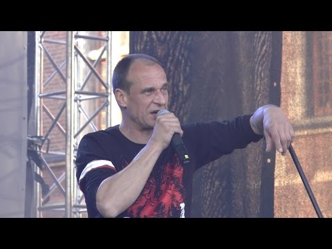 Paweł Kukiz na Targu Węglowym w Gdańsku- Live (22.05.2015)