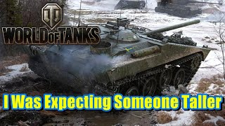 World of Tanks - I Was Expecting Someone Taller
