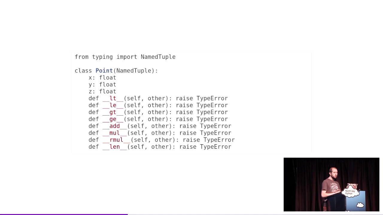 Image from Easier Classes: Python Classes Without All The Cruft