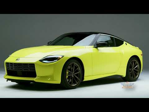 2023 Nissan Z Performance Grade & Proto Spec editions
