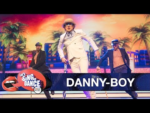 Former EastEnder DannyBoy performs 'I'm Still Standing'  Let's Sing and Dance for Comic Relief