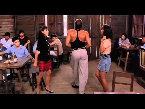 Van Damme On the Dance floor HD (Kickboxer 1989 by Jean-Claude Van Damme)