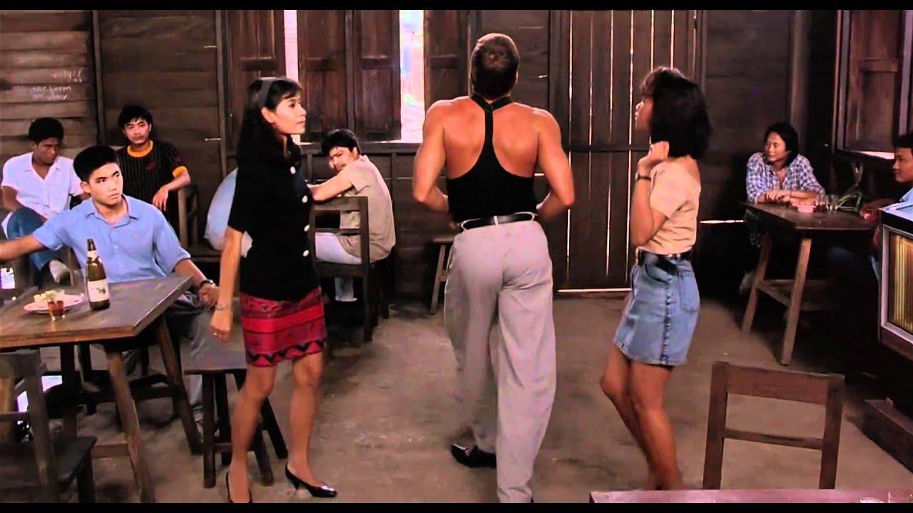 Van Damme /Dansla karışık bir dövüş1989