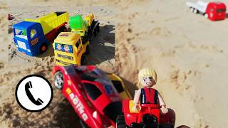 Introducing New Cars and A Fierce Race - Toy Car For Kids