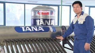 Hướng dẫn lắp đặt và sử dụng Máy nước nóng năng lượng mặt trời
