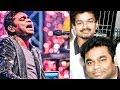 AR Rahman Concert Highlights | Surprise for Vijay Fans! | TK 802