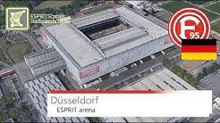 ESPRIT arena / MERKUR SPIEL-ARENA | Fortuna Düsseldorf | 2016